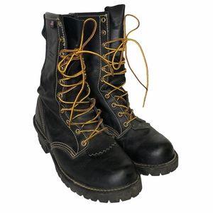Danner Tillamook Flashpoint black boots